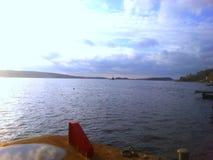 подводная лодка в Стокгольме Стоковая Фотография RF