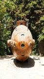 Подводная лодка Monturiol репликации Стоковые Изображения RF