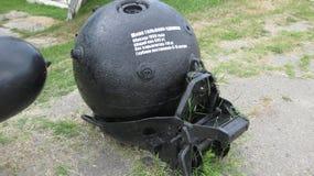 Подводная шахта стоковая фотография