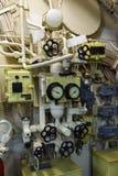 Подводные лодки машинного отсека Стоковое Изображение RF