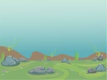 Подводный аквариум Стоковая Фотография RF