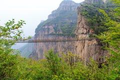 под водой подвеса в сентябре дня моста шлюпок славной Стоковые Фото