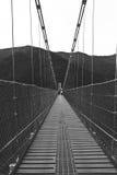под водой подвеса в сентябре дня моста шлюпок славной Стоковые Фотографии RF