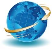 По всему миру Стоковое фото RF