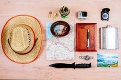Подготавливайте на летние отпуска Стоковые Фотографии RF