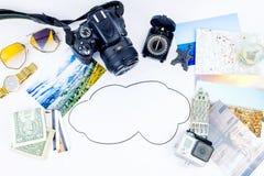 Подготавливайте на летние отпуска Стоковая Фотография