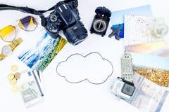 Подготавливайте на летние отпуска Стоковое Изображение RF