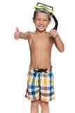 Подготавливайте для snorkeling Стоковая Фотография RF