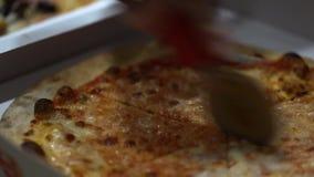 Подготавливать пиццу 3 акции видеоматериалы