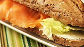 Подготавливать сандвич видеоматериал