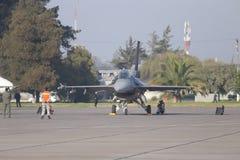 Подготавливать F16 Стоковые Фотографии RF