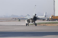 Подготавливать F16 Стоковое Изображение