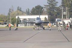 Подготавливать F16 Стоковые Изображения RF