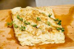 Подготовка бахлавы, тортов, печениь Стоковое Изображение