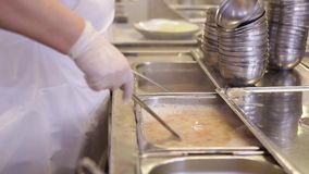 Подготовка еды в больнице II акции видеоматериалы