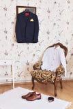 Подготовка для wedding Стоковое Изображение RF