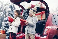Подготовки рождества Стоковые Фотографии RF