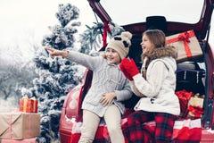 Подготовки рождества Стоковые Изображения RF