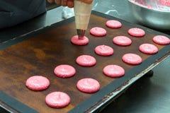 Подготовки для десерта Стоковые Фото