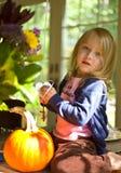 подготовлять halloween Стоковое Фото