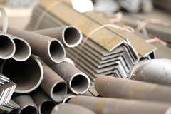 Подготовленный как элемент профилей металла Стоковая Фотография RF