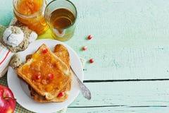 Полезный для завтрака детей Стоковое фото RF