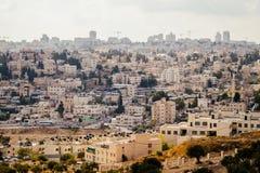 Полдень в Иерусалиме стоковая фотография rf