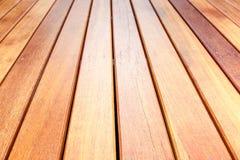 пол деревянный Стоковая Фотография RF