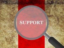 поддержка Стоковое Изображение RF
