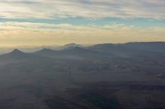 Полет воздушного шара в Луксор, красивый Стоковые Фото