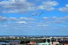 Полет воздушных судн Стоковые Изображения RF