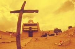 Полет в Неш-Мексико Стоковые Изображения RF