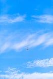 Полет к горизонту Стоковое фото RF
