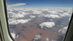 Полет Намибии Стоковое фото RF