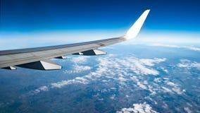Полет над Германией Стоковые Фото