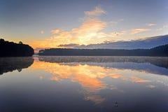 Полет утра Стоковая Фотография RF