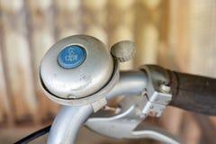 поле глубины велосипеда колокола отмелое Стоковое фото RF