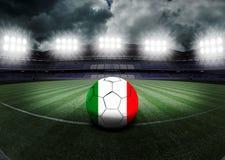 Поле Италии Стоковая Фотография