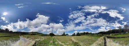 Поле на горе kunming Стоковое Изображение