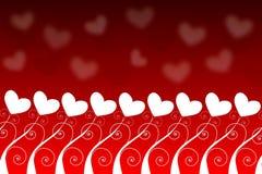 Поле сердца Стоковые Фотографии RF