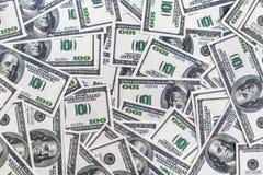 Поддельная предпосылка денег Стоковая Фотография