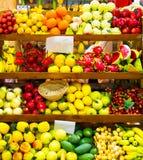 поддельные овощи плодоовощей стоковое фото rf