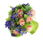 поддельный цветок Стоковое Фото