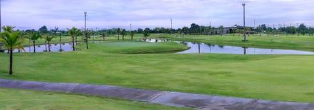 Поле для гольфа Чиангмая Стоковые Фото