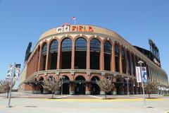 Поле Citi, дом команды высшей лиги бейсбола New York Mets в топить, NY Стоковая Фотография