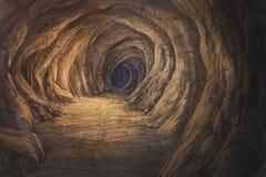 подземелье внутрь Стоковое Изображение