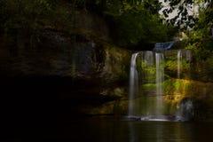 подземелье около водопада Стоковое Изображение RF