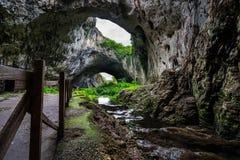 Подземелье Devetashka стоковое фото rf