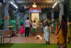 Подземелья Batu, Куала Лумпур, Малайзия Стоковые Фото