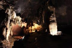 Подземелья Sudwala стоковое фото rf